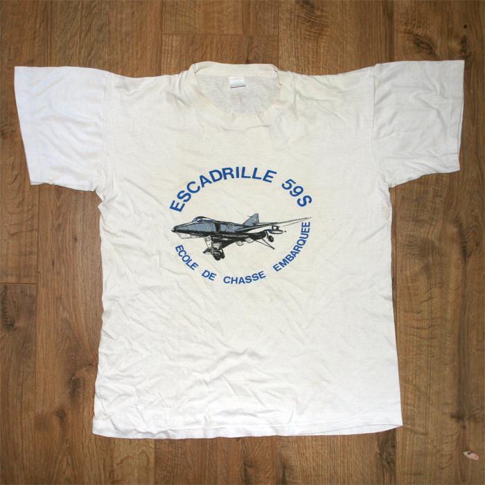 ESCADRILLE 59 S Tshirt59s-1